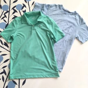 Vineyard Vines Shirts graphic and polo set of 2